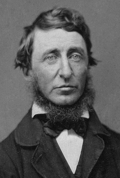 "a discussion on a civilized man according to thoreau A comparison of three views of the nature of man and their impact ""the noble savage,"" as superior to civilized man according to henry david thoreau."